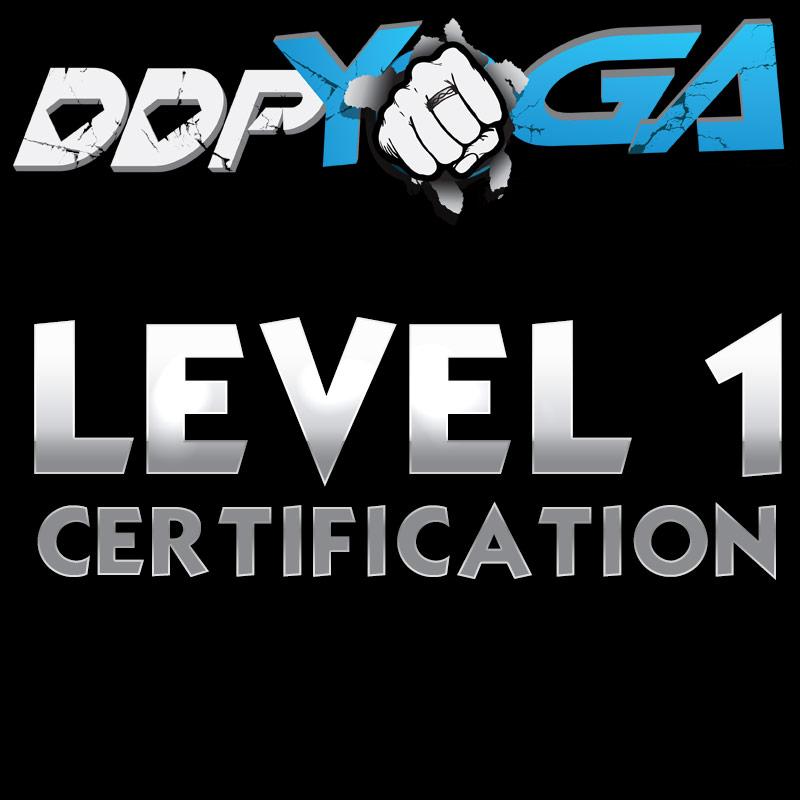 Level 1 Certification – DDP YOGA CERTIFICATION